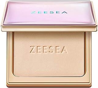 ZEESEA(ズーシー)メタバースピンクシリーズ アストロダストパウダーファンデーション くずれにくい きれいな素肌質感パウダーファンデーション(00#ベージュナチュラル)8g