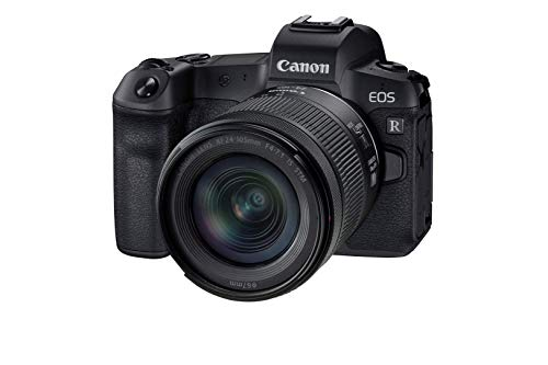 Canon EOS RP - Cámara de 24.2 MP (RF 24-105mm F4-7.1 IS STM) Negro