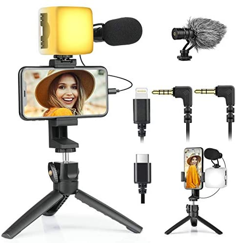 Top 10 Best microphone for phone video recording Reviews