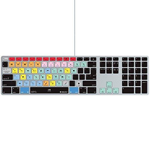 ABLETON LIVE Tastatur Cover für Apple iMac Wired Keyboard