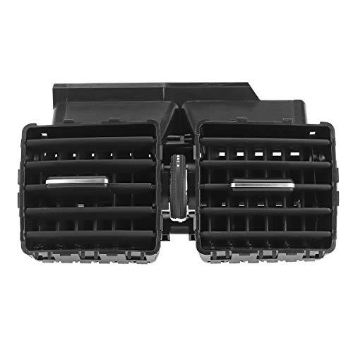 NADAENQ Boquillas de ventilación Grille, para Mercedes para Benz W166 W292 ml GL GLE 2012-2019 166830055542A17 ABS Coche Trasero Tablero de Salida de Aire