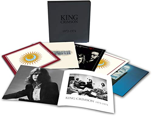 1972-1974 (Limited Edt. Vinyl Box Set 5 Lp)