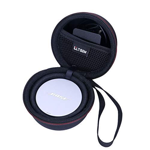 LTGEM Hard Case for Bose Noise Masking Sleepbuds Travel Carrying Protective Storage Bag - Black