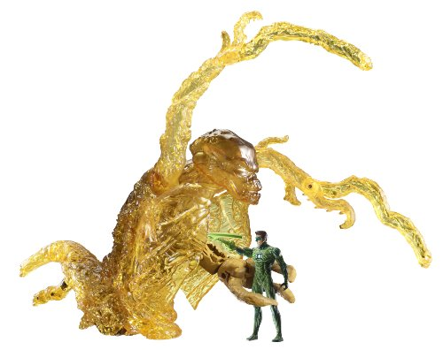 DC Green Lantern - V5135 - Figurine - Coffret Parallax Hal Jordan