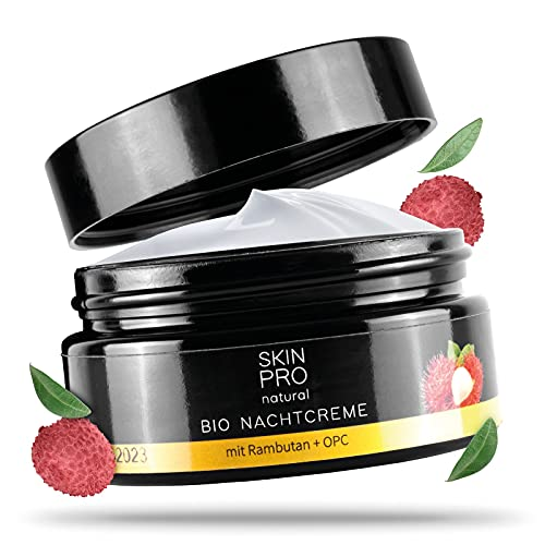 Hrh Cosmetics & Food Supplements GmbH -  100ml Bio Nachtcreme