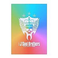 ステッカーセット 三代目 J Soul Brothers スーツケースステッカー 防水シール バイクステッカー スーツケースステッカー ギター バイク 自転車 水のボトル ヘルメット ノート DIY 子供 スケートボード 防水
