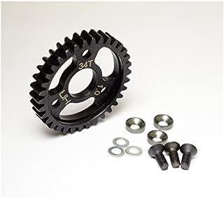 Hot Racing SRVO434 Steel Spur Gear (34T 1.0 Mod) - Traxxas