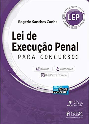 Lei de Execução Penal Para Concursos (LEP)
