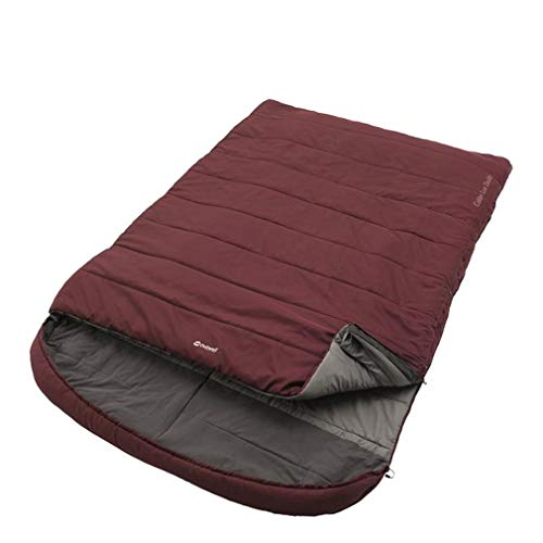 Outwell Colibri Lux Double sac de couchage synthétique