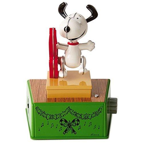 Hallmark Peanuts Christmas Dance Party Continuity Snoopy #5