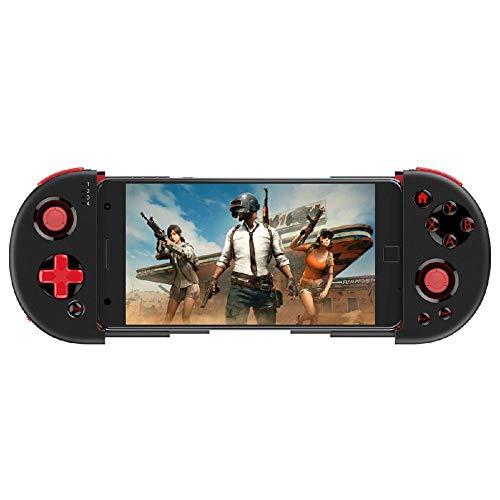mando pc Bluetooth inalámbrico tablero de juegode PCcontrolador de juegos de plataforma de juego paraAndroid / iOS d35dePUBGmoviendo el joystick