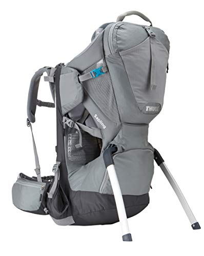 Thule 210202 - Mochila portabebé, color grey