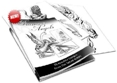 Elfen und Engel Tattoos - Fairies & Angels Tattoo Designs