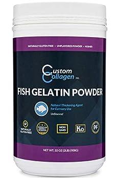 Best fish gelatin powder Reviews