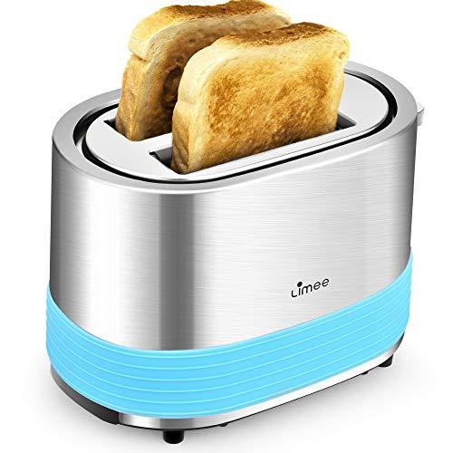 Limee 2-Slice Toaster, t-02, Black