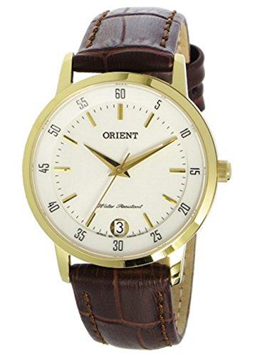 『オリエント ORIENT クオーツ レディース 腕時計 SUNG6003W0 ホワイト[逆輸入品] [並行輸入品]』のトップ画像