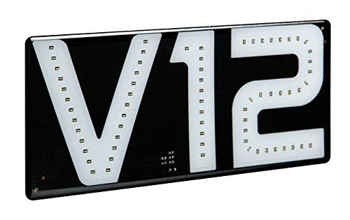 Lampa 98557Emblem V12