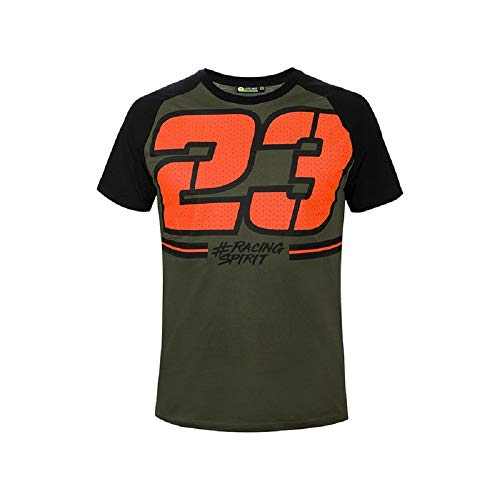 Niccolò Antonelli Colección Camiseta, Hombre, Verde Militare, L