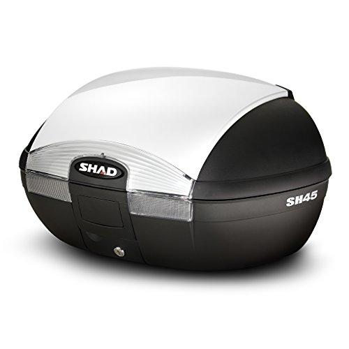 Topcase SHAD SH45 weisß