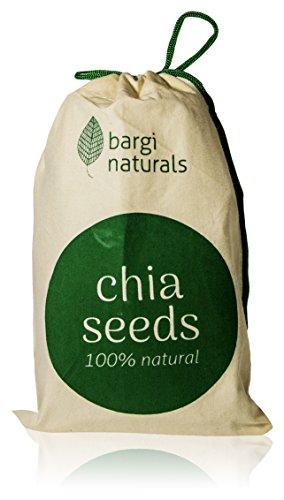Bargi Naturals Chia Seeds, 1 KG