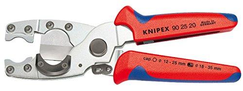 Knipex 90 25 20 SB Rohrschneider, f. Verbund- u. Schutzrohr Länge: 250 mm