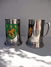 Tankard with Hand Painted Family Crest