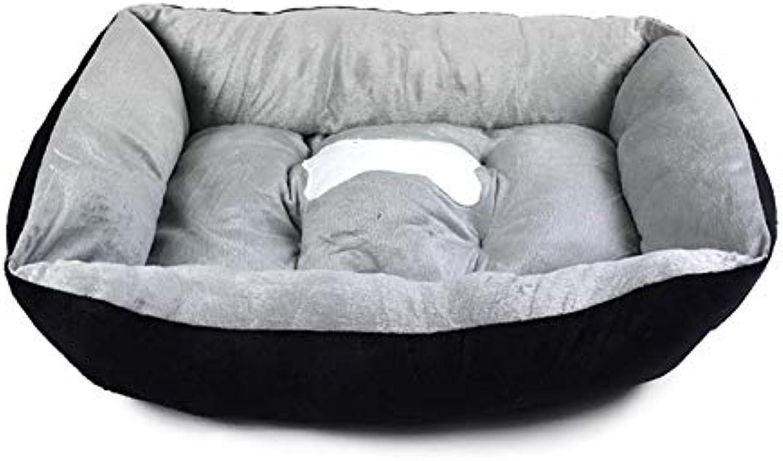 LIXIAOYUN Tp Short Plush Bone Pet Kennel Warm Nest Thick And Durable Pet Nest