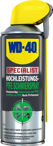 WD-40 Specialist PTFE Schmierspray 400 ml Smart Straw, 49336
