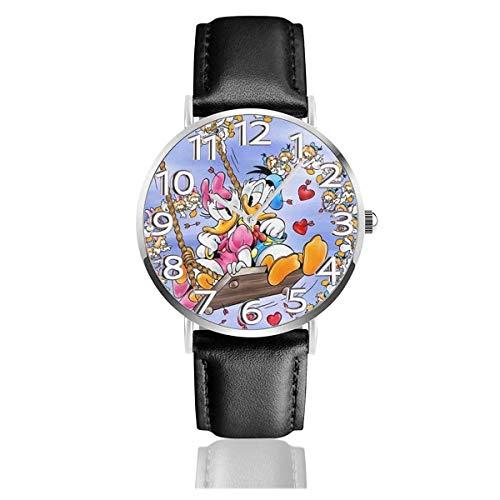 Los niños Miran Reloj Pulsera niño Historieta 3D Impermeable Mi_n_nie en los...
