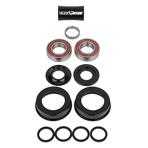 Black Ops BMX Mid/USA Dualie Bicycle Bottom Bracket Set