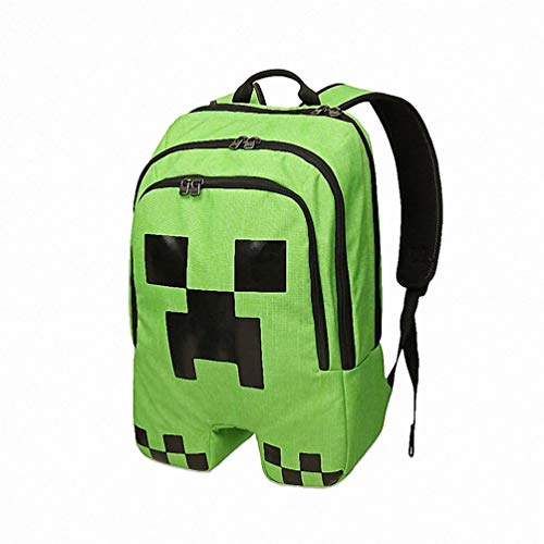 ThinkGeek Minecraft Creeper Backpack