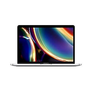 New Apple MacBook Pro (13-inch, 16GB RAM, 512GB SSD Storage, Magic Keyboard) - Silver (B0882JG168) | Amazon price tracker / tracking, Amazon price history charts, Amazon price watches, Amazon price drop alerts