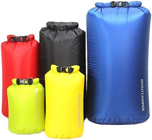 Ultralight Dry Bag Waterproof Dry Bag Set for Kayaking Backpacking Camping 3L 5L 10L 20L 35L product image
