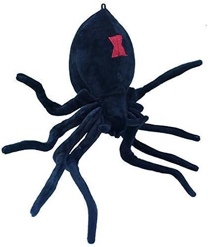 cómodamente ADORE ADORE ADORE 13 Scarlet the negro Widow Spider Plush Stuffed Animal Toy by Adore Plush Company  Mejor precio