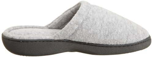 isotoner Women's Classic Terry Clog Slippers Slip on