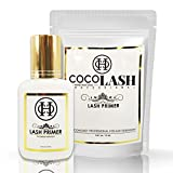 Eyelash Extension Primer 15 ml MADE IN KOREA | COCOHONEY | Protein Oil Remover | Increase Bonding Strength Retention | Semi-Permanent