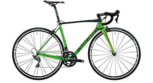 BOTTECCHIA Bici Bicicletta MTB 8AVIO REVO ULTEGRA Mix 22S Nero Verde H51
