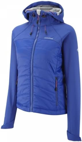 Craghoppers Women's mart Ishi Fixed price for sale Jacket Hybrid Winter