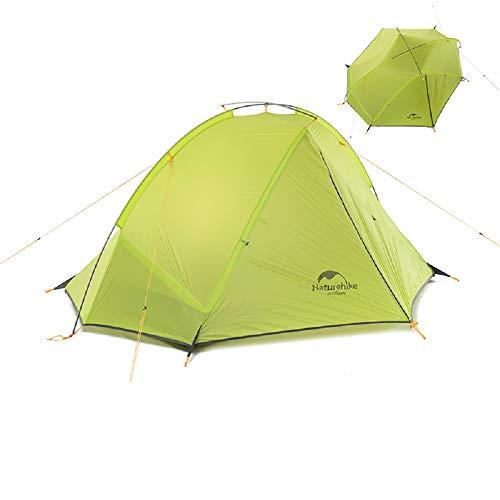 Naturehike Taga 1-2 Persona Tienda de campaña Mochila Tent
