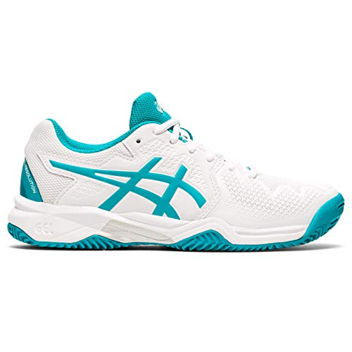 ASICS Chaussures Enfant Gel-Resolution 8 Clay GS