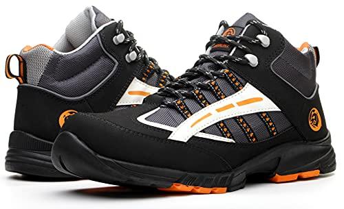 (58% OFF) Men's Steel Toe Work Boots $20.99 – Coupon Code