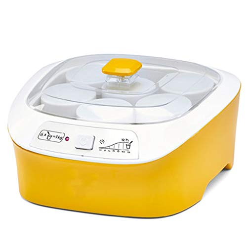 NXYJD Yogurt Macchina - Domestica Tazza di Vetro Macchina natto Multifunzionale Macchina Automatica Yogurt