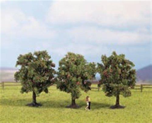 Noch 25113 - 3 Apfelbäume 8 cm