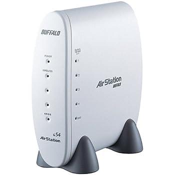BUFFALO IEEE802.11g 無線LAN AirStation ブリッジモデル WLA2-G54