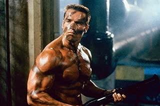 Arnold Schwarzenegger Commando Color 24x18 Poster