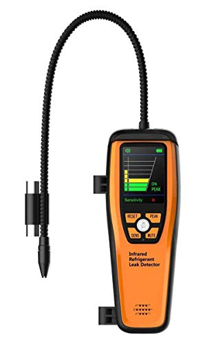 Elitech ILD-200 Advanced Refrigerant Leak Detector Halogen Leakage Tester Checker High Sensitivity...