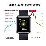Zoom IMG-2 qka fitness smart watch con