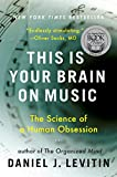 Best music gifts for musicians: This Is Your Brain On Music - Book