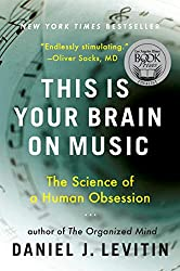 your brain on music book