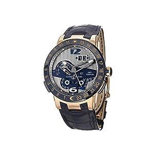 Ulysse Nardin El Toro Men's Rose Gold Automatic Perpetual Calendar Watch 326-00 image